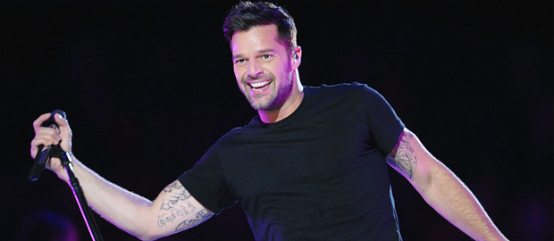 Ricky Martin estrena nuevo single: Come With Me