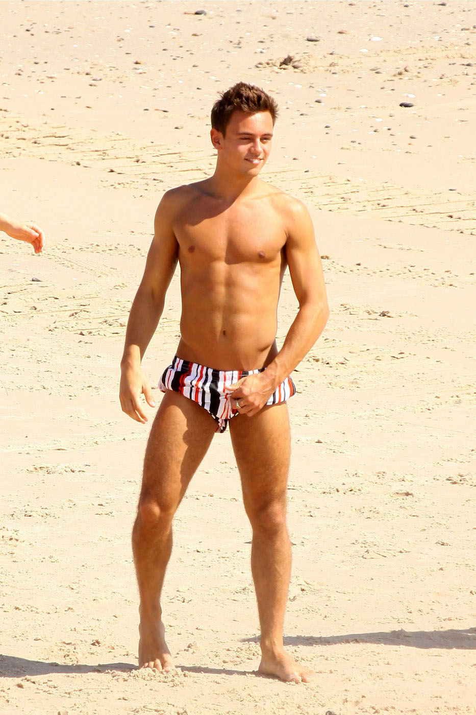 Tom Daley en Barcelona
