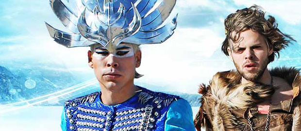 Vídeo: DNA de Empire of the Sun