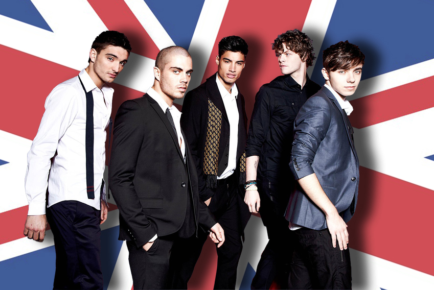 The Wanted portada