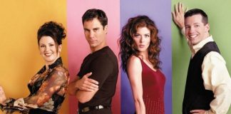 Reparto de Will & Grace